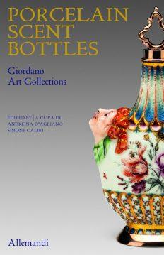 Porcelain scent bottles